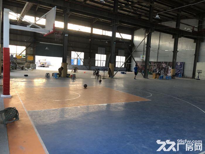马鞍山慈湖高薪区厂房和场地出租,16吨龙门吊带吸盘-图(3)