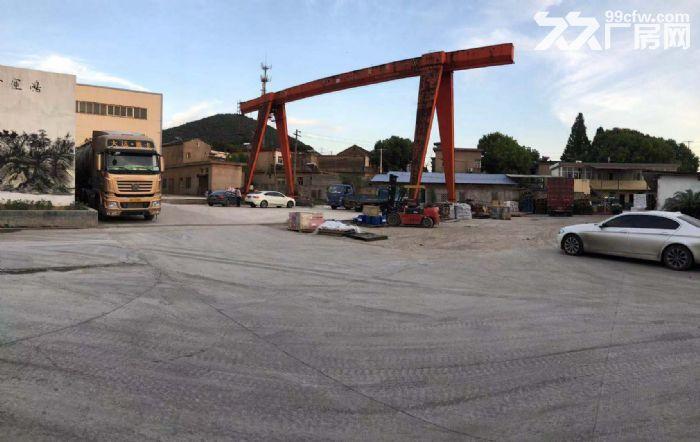 马鞍山慈湖高薪区厂房和场地出租,16吨龙门吊带吸盘-图(6)