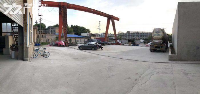 马鞍山慈湖高薪区厂房和场地出租,16吨龙门吊带吸盘-图(7)