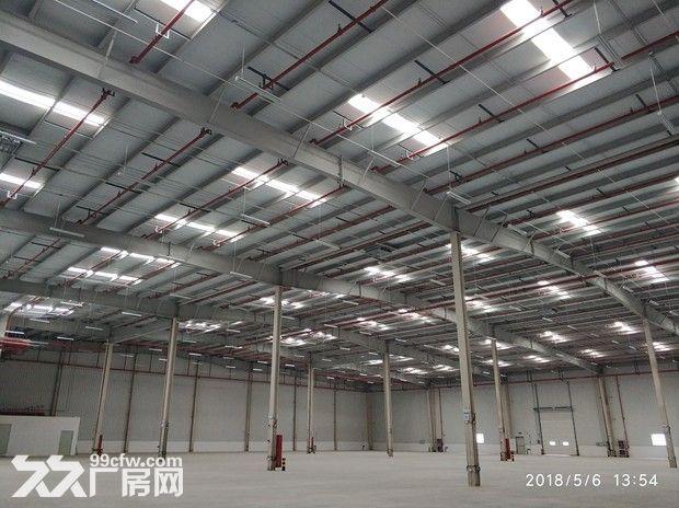 商丘松松电商快递物流产业园10万平米高标库,免费入驻-图(1)