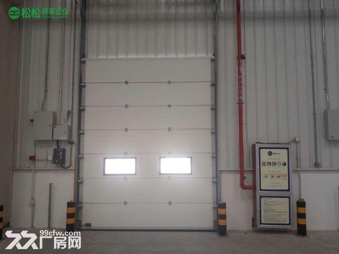 商丘松松电商快递物流产业园10万平米高标库,免费入驻-图(3)