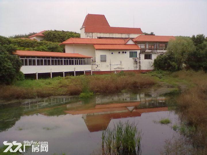 从化棋杆150亩职业培训学院及山地果园楼房鱼塘整体转让-图(1)