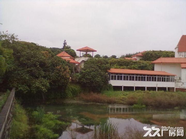 从化棋杆150亩职业培训学院及山地果园楼房鱼塘整体转让-图(2)