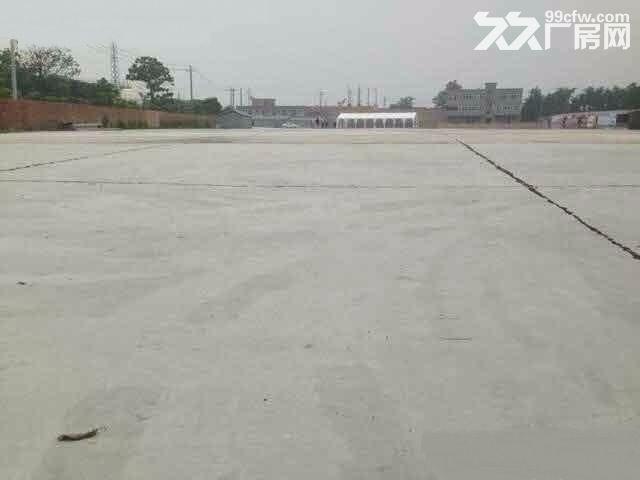 吴江市区旁空地5亩水泥硬化年租30万-图(1)