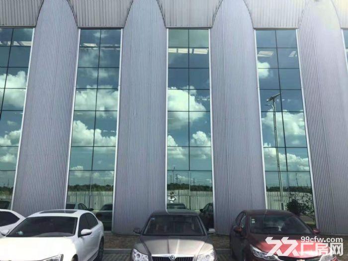 新区嵩山路二楼厂房1000平到3000平出租(能做仓库)-图(1)