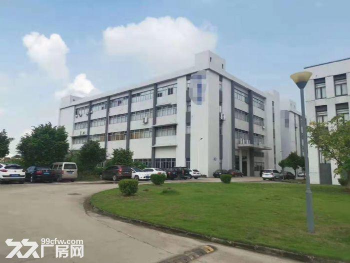 塘厦莆心湖花园式一楼标准厂房出租2600平双证齐全-图(2)