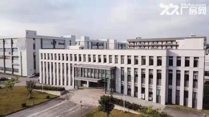 塘厦莆心湖花园式一楼标准厂房出租2600平双证齐全-图(3)