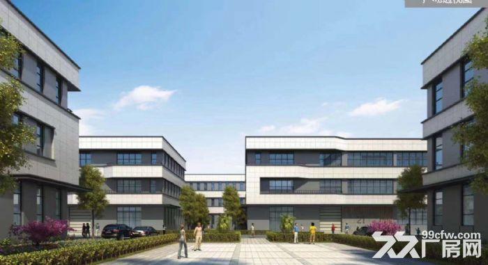总价360万拥有独栋厂房两证齐全,生产研发办公环境好-图(1)