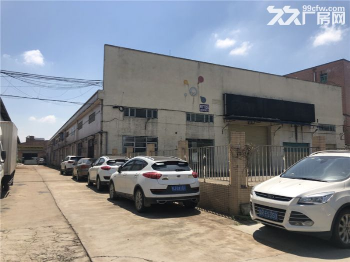 业主直租,大路边,番禺南村2600平方简易厂房出租-图(2)