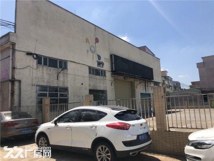 业主直租,大路边,番禺南村2600平方简易厂房出租-图(4)