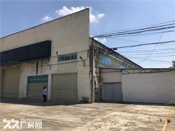 业主直租,大路边,番禺南村2600平方简易厂房出租-图(6)