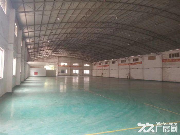 业主直租,大路边,番禺南村2600平方简易厂房出租-图(7)