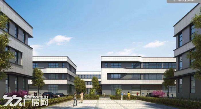 独栋双层三层厂房,中南高科产业园独立产证交通便利-图(1)