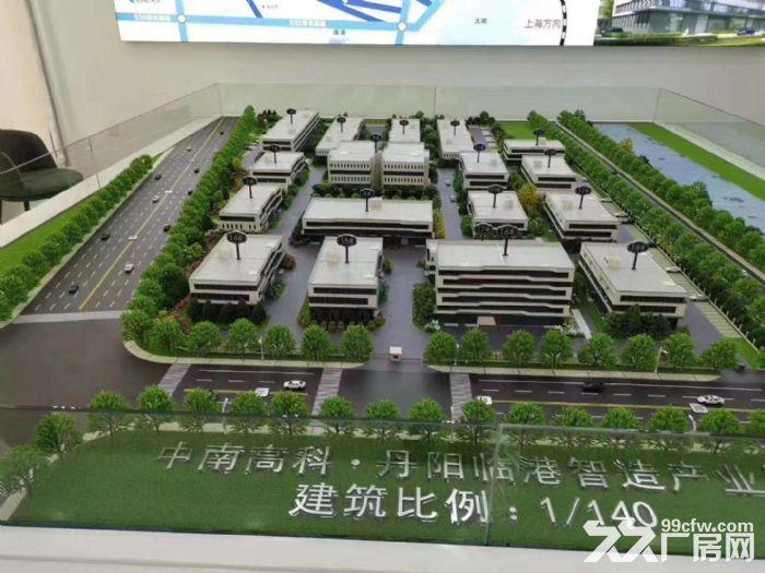 独栋双层三层厂房,中南高科产业园独立产证交通便利-图(4)