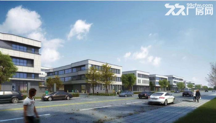 独栋双层三层厂房,中南高科产业园独立产证交通便利-图(2)