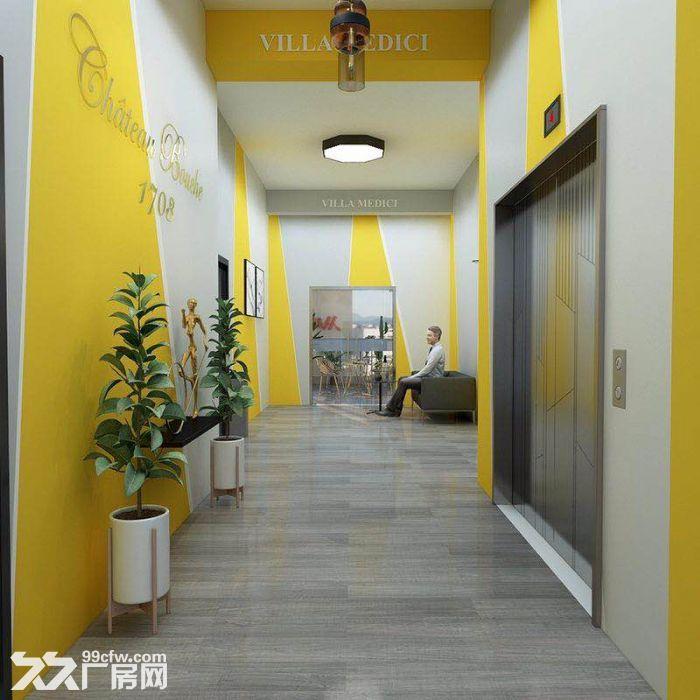 品色创意园白云仓库办公场地机场路旁物业直租-图(5)