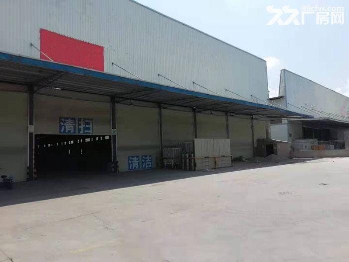 主干道边高16米,精装办公室带天车,东涌独院简易厂房出租-图(1)