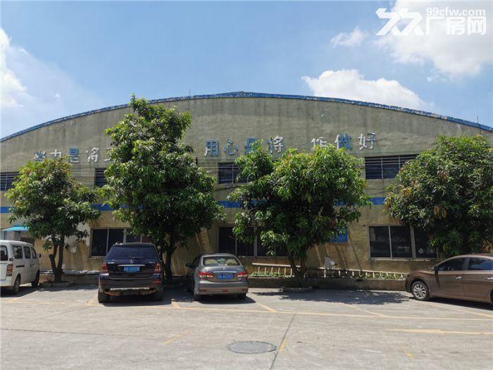 远离居民,砖外墙,番禺石基1200平方简易厂房出租-图(2)