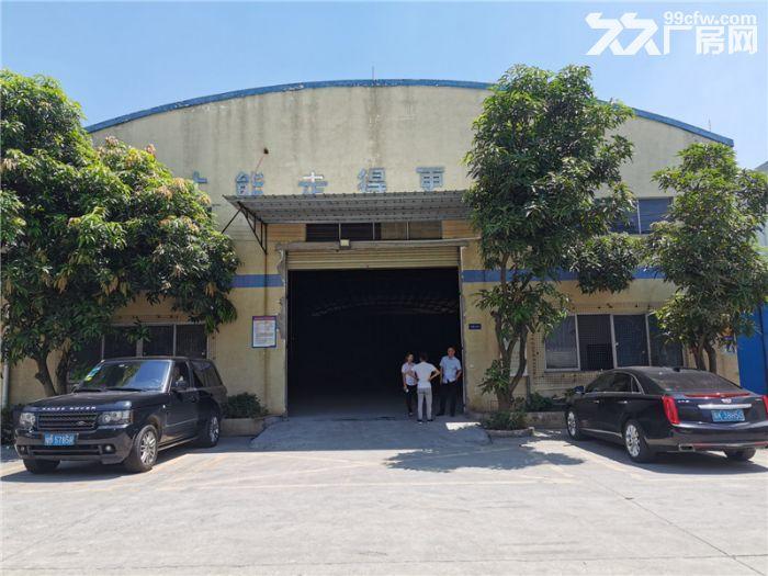 远离居民,砖外墙,番禺石基1200平方简易厂房出租-图(4)
