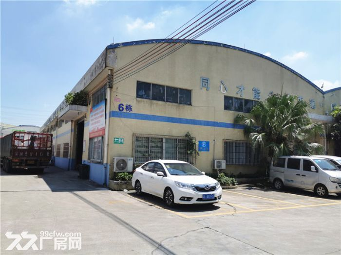 远离居民,砖外墙,番禺石基1200平方简易厂房出租-图(5)