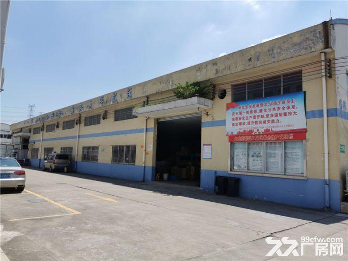 远离居民,砖外墙,番禺石基1200平方简易厂房出租-图(6)