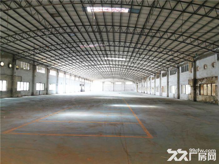 远离居民,砖外墙,番禺石基1200平方简易厂房出租-图(8)