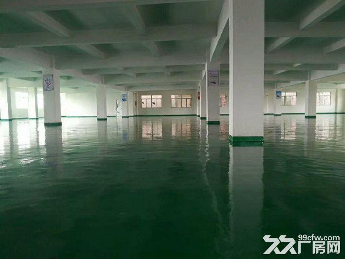 原房东!塘厦镇中心3楼厂房800平方豪华装修适合电子行业-图(3)