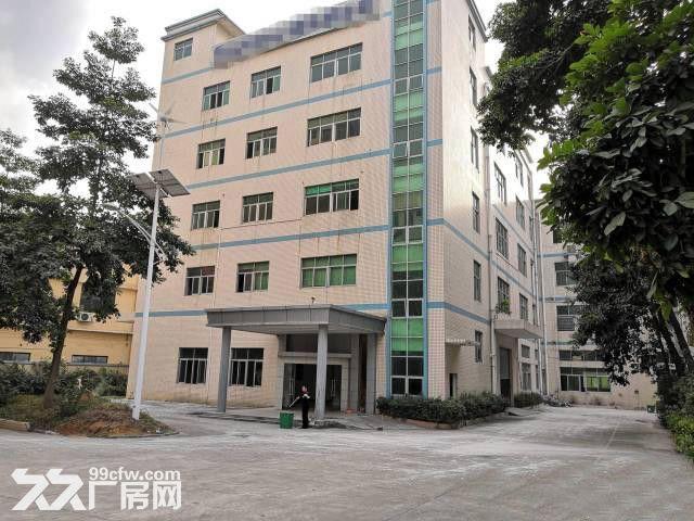 原房东!塘厦镇中心3楼厂房800平方豪华装修适合电子行业-图(2)