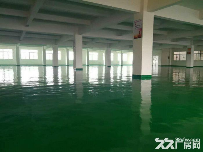 原房东!塘厦镇中心3楼厂房800平方豪华装修适合电子行业-图(4)