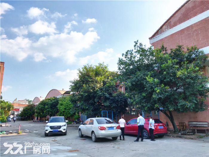 独门独院,空地大,番禺石基8300平方简易厂房出租-图(2)
