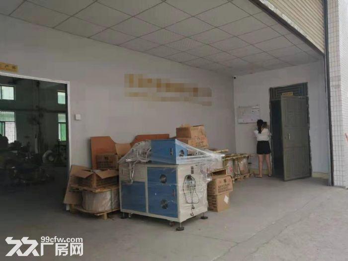 龙华浪口华宁工业区附近新出一楼480平标准厂房出租-图(1)