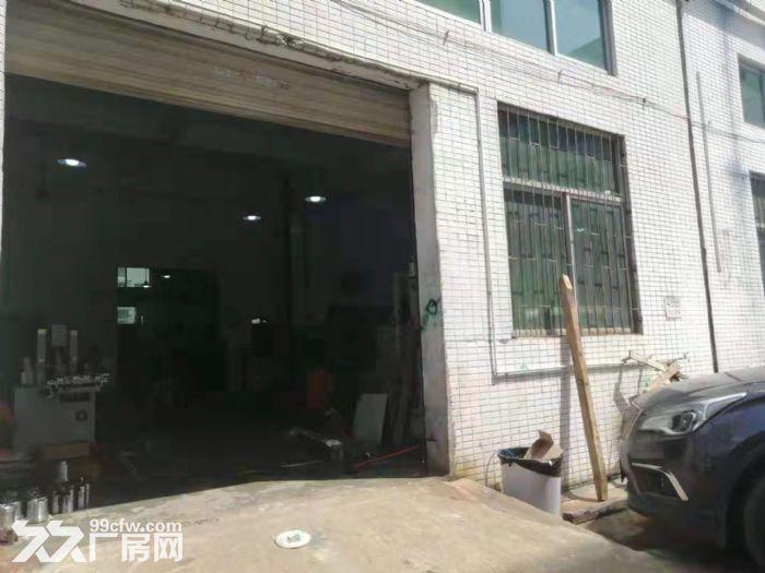 龙华浪口华宁工业区附近新出一楼480平标准厂房出租-图(2)