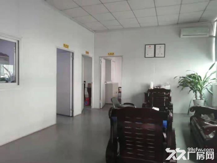 龙华浪口华宁工业区附近新出一楼480平标准厂房出租-图(4)