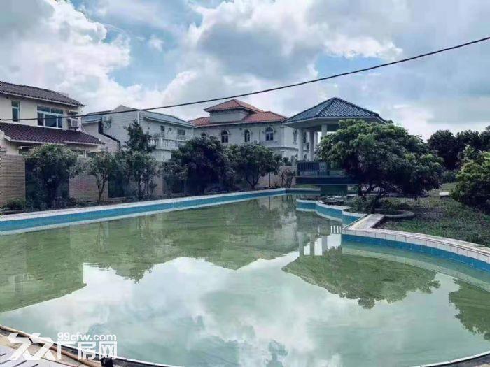 龙华新出建筑面积1800平别墅出租合同8年-图(2)