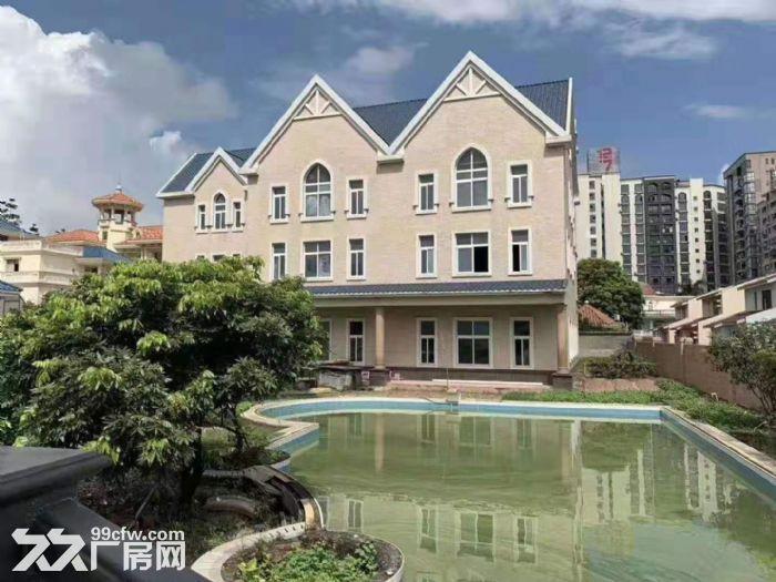 龙华新出建筑面积1800平别墅出租合同8年-图(4)