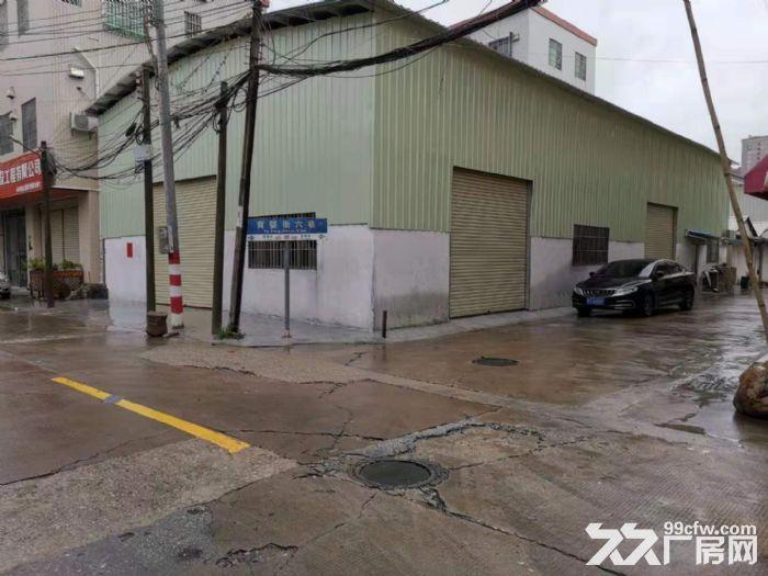 锌棚求租厂房出租,人流量大,交通便利,近105国道,位于十字路口,壹加壹附近-图(1)