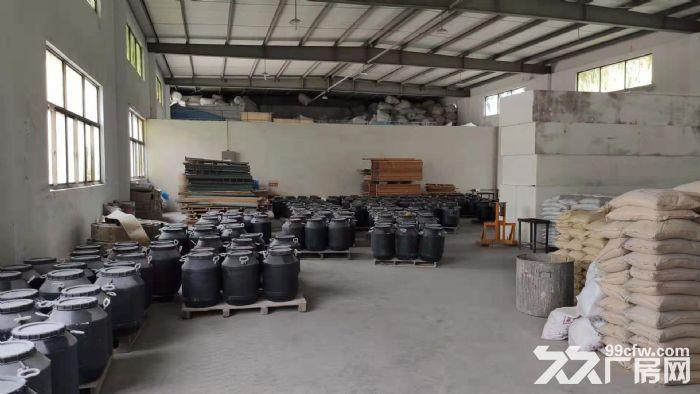 叶榭1650平独门独院单层厂房仓库出租,全单层7米高可分租-图(2)