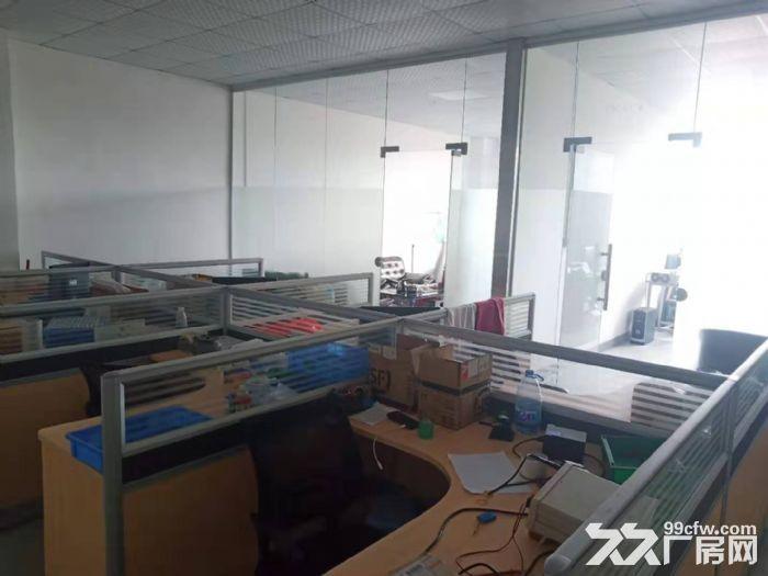 凤岗楼上带装修厂房出租500平电子材料配件-图(3)