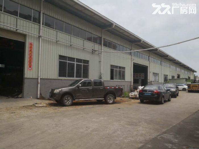 东坑靠近大朗单一层厂房1500平可做污染行业交通便利-图(2)