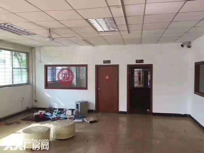 凤岗竹塘现成行车办公室装修标准厂房出租一楼1780平-图(4)