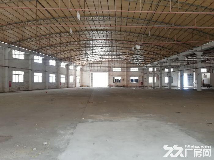 顺德伦教4000平方米厂房出租,全新,高端,品牌,形象好,临近伦教码头港口,有证-图(1)