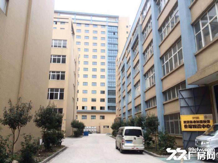 急租爱迪克斯工业园750平米四楼厂房带2吨货梯租金10元/平米/月-图(3)