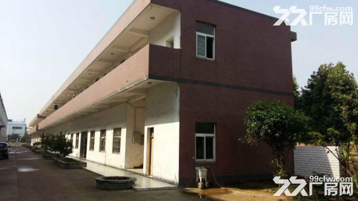 出售!常福23亩11000平米独门独院钢构厂房位置优越-图(4)