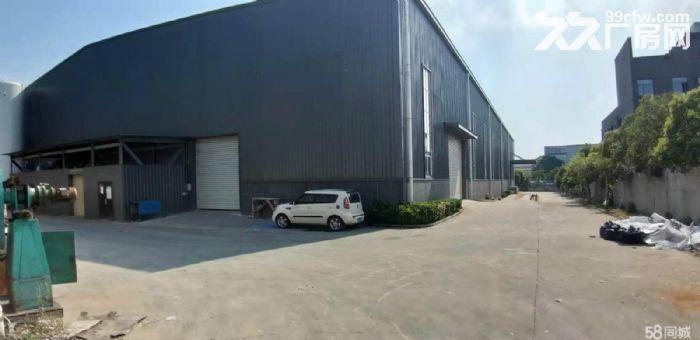 沌口开发区格力电器旁一楼单层厂房2万方出租可小面积分租-图(2)