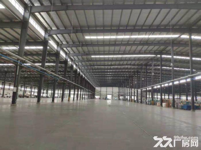 沌口开发区厂房出租700−20000平米一楼厂房可分租可隔断可托管-图(1)