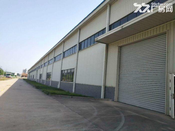 沌口开发区厂房出租700−20000平米一楼厂房可分租可隔断可托管-图(2)