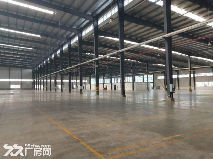 沌口开发区厂房出租700−20000平米一楼厂房可分租可隔断可托管-图(3)