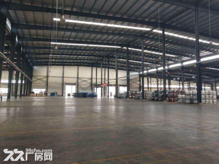 沌口开发区厂房出租700−20000平米一楼厂房可分租可隔断可托管-图(4)