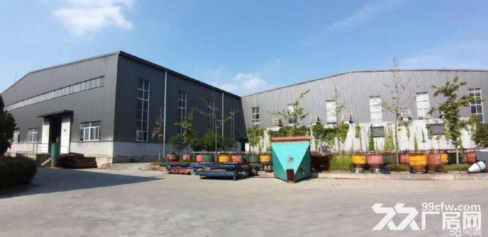 沌口开发区格力电器旁一楼单层厂房2万方出租可小面积分租-图(1)