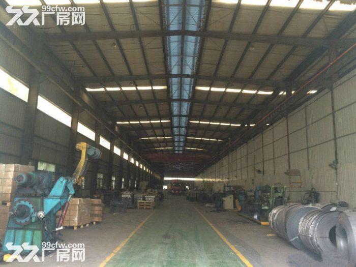 出售!常福23亩11000平米独门独院钢构厂房位置优越-图(2)